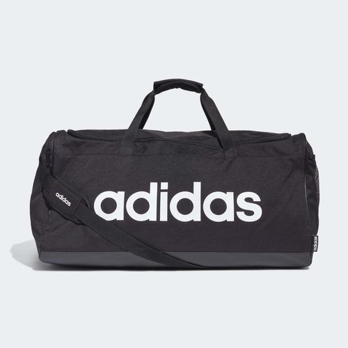 adidas Linear Logo Duffel Siyah Spor Çanta (FM2400)