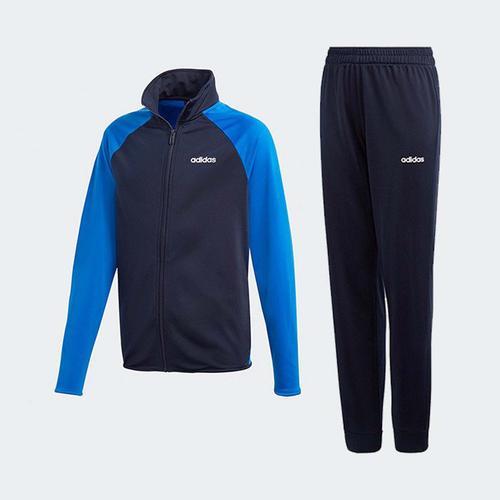 adidas Entry Çocuk Mavi Eşofman Takımı (EI7954)