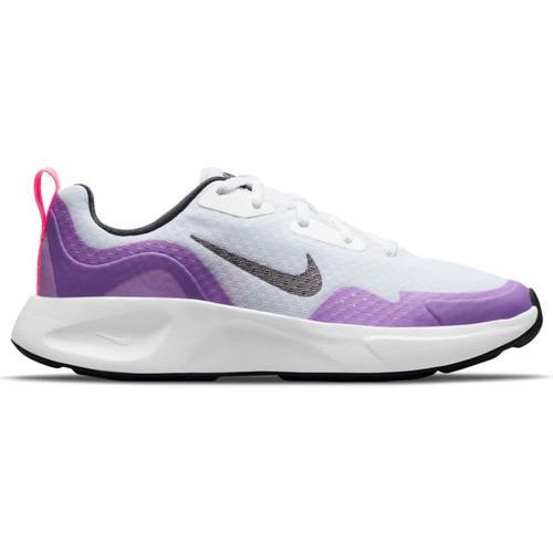 Nike WearAllDay Kadın Beyaz Koşu Ayakkabısı (CJ3816-103)