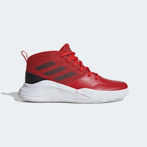 adidas Ownthegame Wide Çocuk Kırmızı Spor Ayakkabı (EF0306)