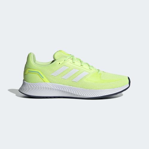 adidas Run Falcon 2.0 Kadın Sarı Koşu Ayakkabısı (FY8736)