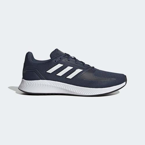 adidas Run Falcon 2.0 Erkek Mavi Spor Ayakkabı (GZ8077)