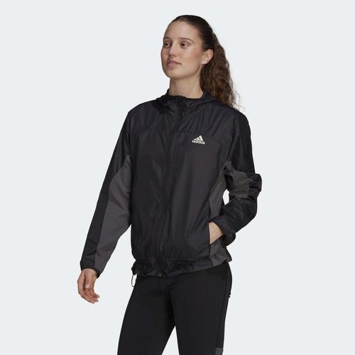 adidas Designed 2 Move AEROREADY Kadın Siyah Rüzgarlık (GL3986)