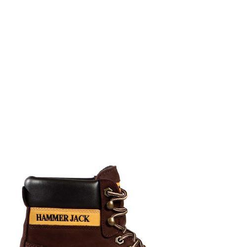 Hammer Jack Erkek Kahverengi Bot (10216600-MKN)