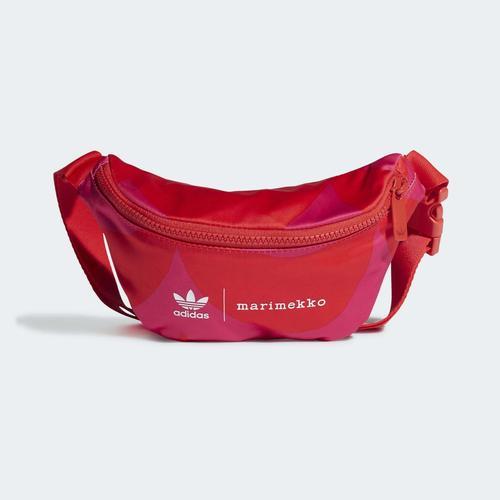 adidas Marimekko Kırmızı Bel Çantası (H09153)