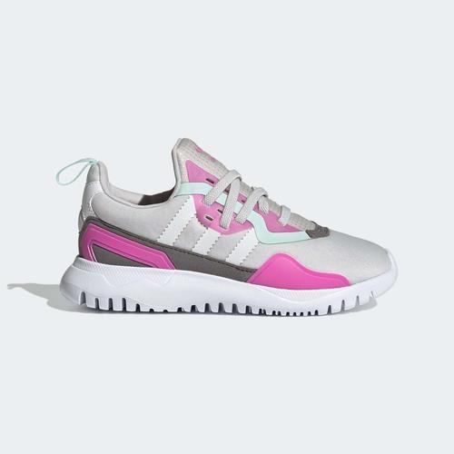 adidas Originals Flex Çocuk Gri Spor Ayakkabı (FX5324)