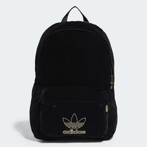 adidas Adicolor Velvet Siyah Sırt Çantası (H11512)