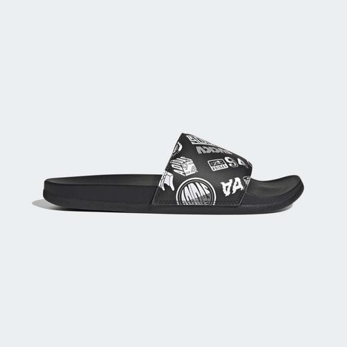 adidas Adilette Comfort Erkek Siyah Terlik (FZ1750)
