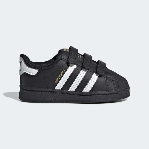 adidas Superstar Cf Çocuk Siyah Spor Ayakkabı (EF4843)