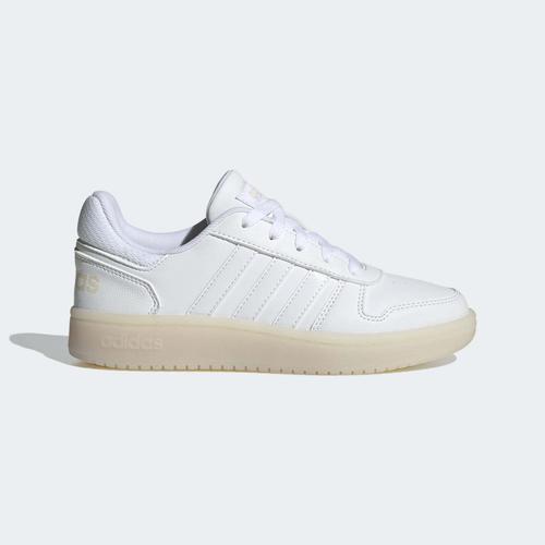 adidas Hoops 2.0 Beyaz Spor Ayakkabı (H01540)