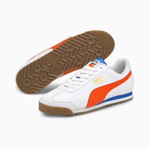 Puma Roma Basic Beyaz Spor Ayakkabı (369571-33)