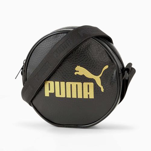 Puma Core Up Siyah Omuz Çantası (078307-01)
