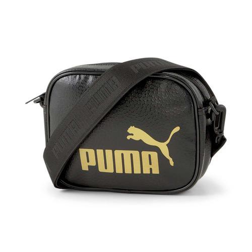 Puma Core Up Siyah Omuz Çantası (078306-01)
