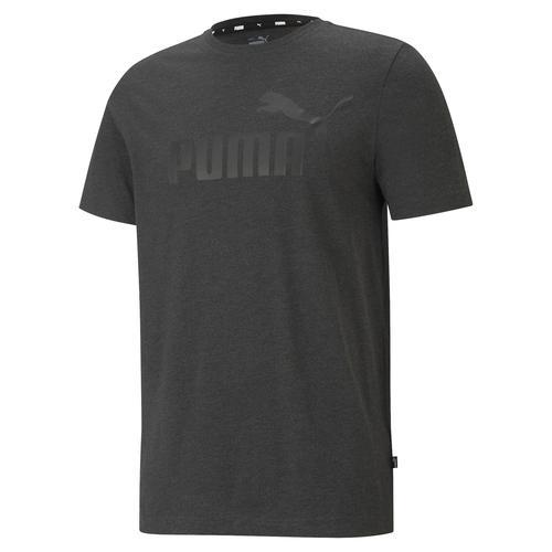 Puma Essentials Erkek Gri Tişört (586736-07)