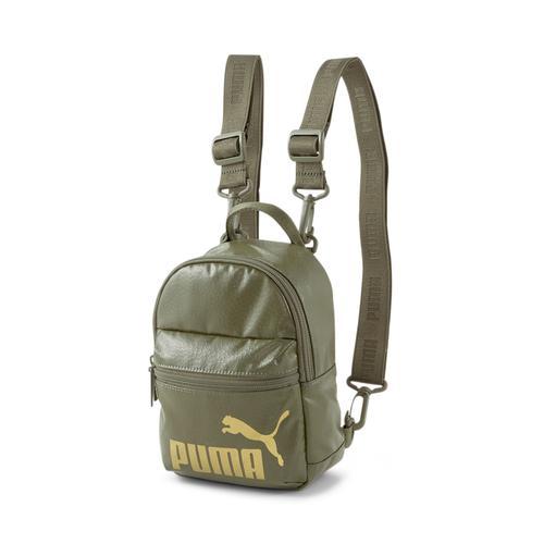 Puma Core Up Minime Yeşil Sırt Çantası (078303-02)