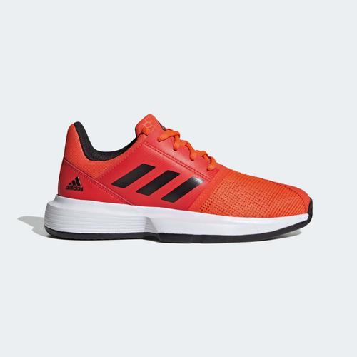 adidas CourtJam Turuncu Tenis Ayakkabısı (H68131)