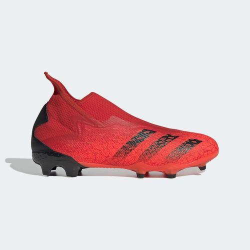 adidas Predator Freak .3 LL FG Erkek Kırmızı Krampon (FY6295)