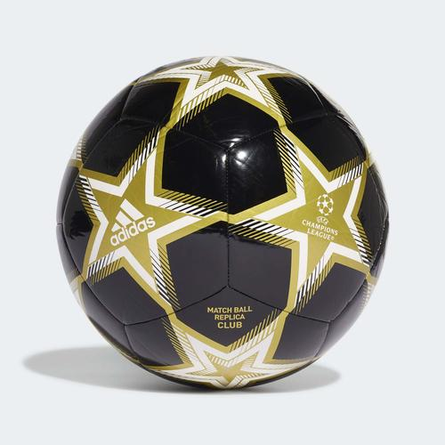 adidas UCL Club Pyrostorm Siyah Futbol Topu (GT7790)