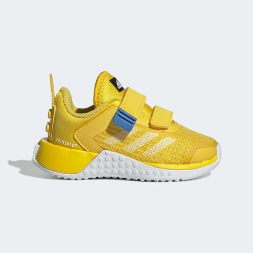adidas x LEGO® Sport Bebek Sarı Spor Ayakkabı (FZ5445)