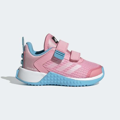 adidas x LEGO® Sport Bebek Pembe Spor Ayakkabı (GX7614)