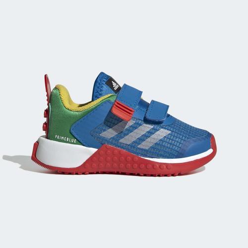 adidas x LEGO® Sport Bebek Mavi Spor Ayakkabı (GY2613)