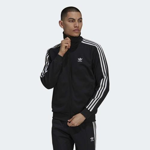 adidas Adicolor Classics Beckenbauer Primeblue Erkek Siyah Ceket (H09112)