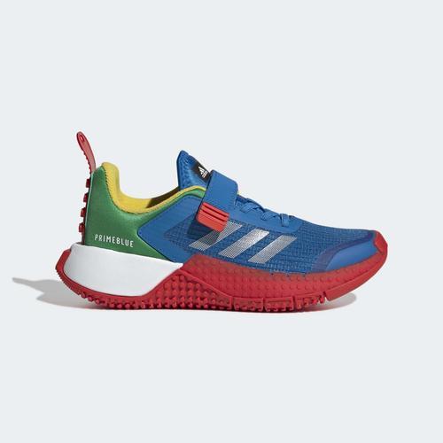 adidas x LEGO® Sport Çocuk Mavi Spor Ayakkabı (GY2612)