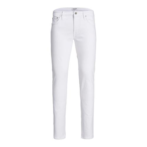 Jack & Jones Glenn Felix Na 400 Erkek Beyaz Jean Pantolon (12188586-W)