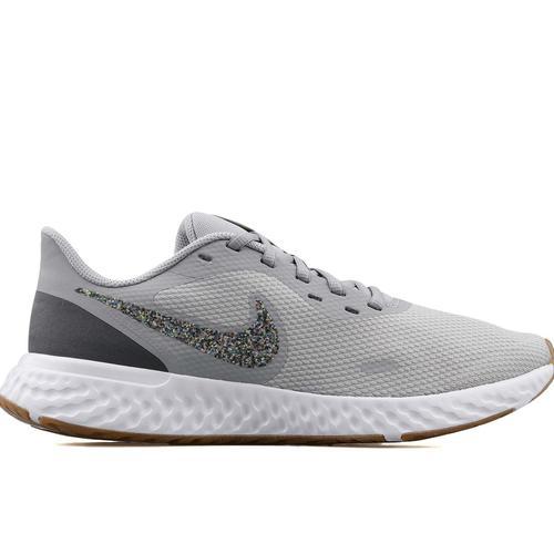 Nike Revolution 5 Premium Erkek Gri Koşu Ayakkabısı (CV0159-019)