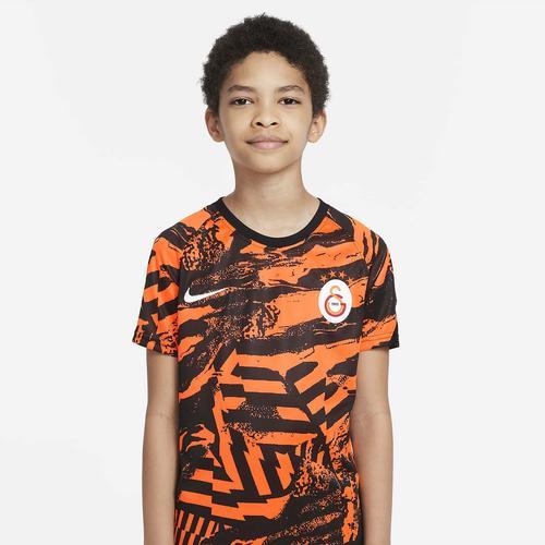 Nike Galatasaray 21/22 Çocuk Maç Öncesi Forması (CW5130-804)