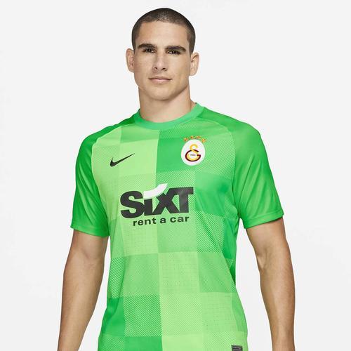 Nike Galatasaray Goalkeeper Erkek Yeşil Forma (DH2278-330)