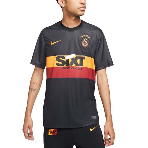Nike Galatasaray 21/22 Erkek Siyah Deplasman Forması (CW2517-011)