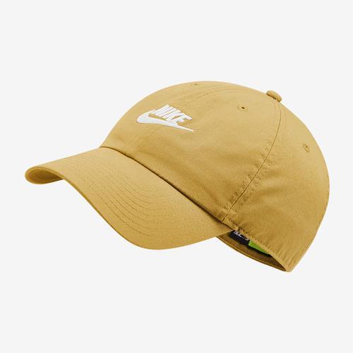 Nike Heritage86 Futura Wash Sarı Şapka (913011-700)