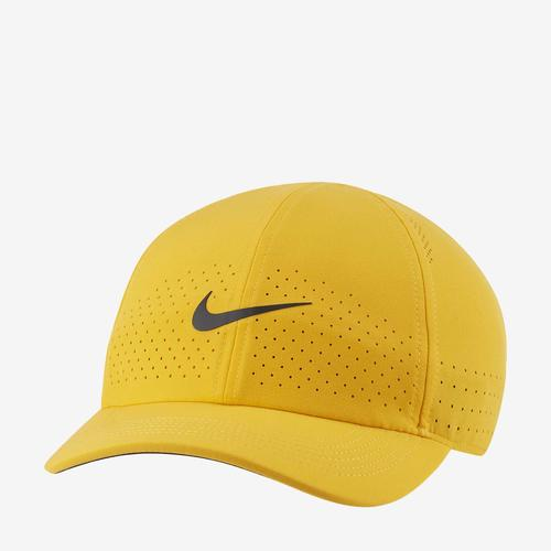 NikeCourt AeroBill Advantage Sarı Şapka (CQ9332-739)