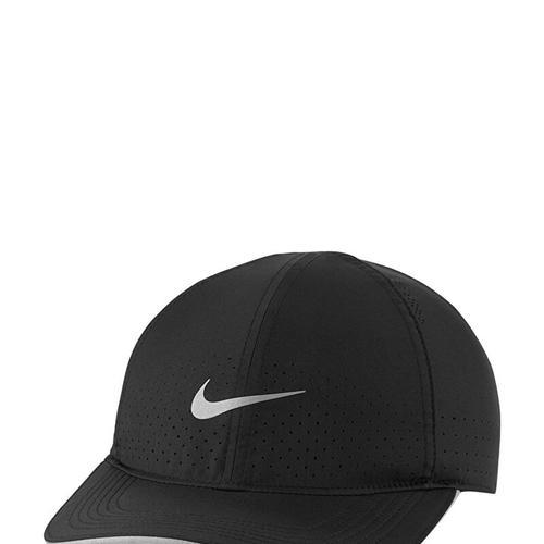 Nike Dri-FIT Aerobill Featherlight Perforated Siyah Şapka (DC3598-010)