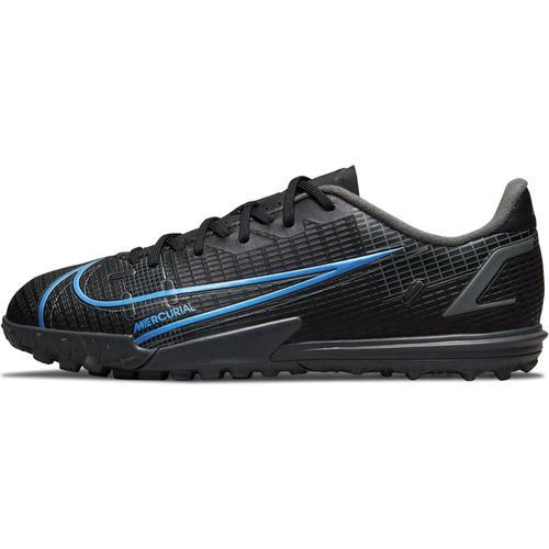 Nike Mercurial Vapor 14 Academy Çocuk Siyah Halı Saha Ayakkabısı (CV0822-004)