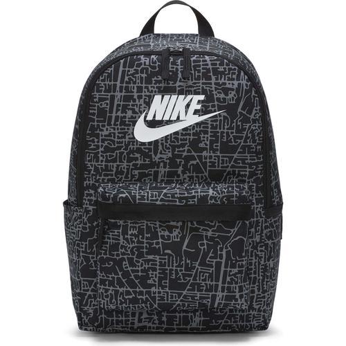 Nike Heritage All Over Print 2.0 Siyah Sırt Çantası (DC5096-010)