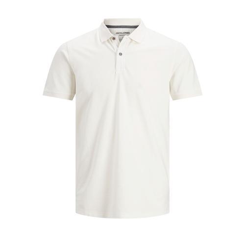 Jack & Jones Washed Noos Erkek Beyaz Tişört (12180890-CD)