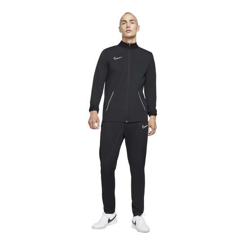 Nike Dri-Fit Academy Knit Football Erkek Siyah Eşofman Takımı (CW6131-010)