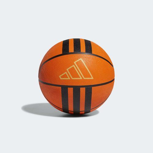 adidas 3-Stripes Rubber X2 Turuncu Basketbol Topu (GV2059)