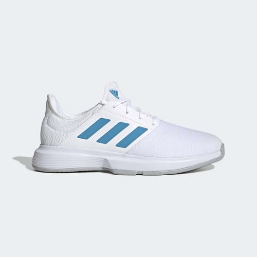 adidas GameCourt Erkek Beyaz Tenis Ayakkabısı (GZ8514)