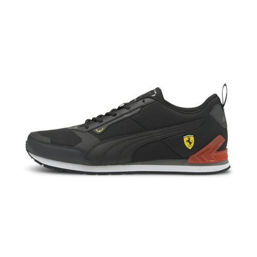 Puma Ferrari Track Racer Erkek Siyah Spor Ayakkabı (306858-01)
