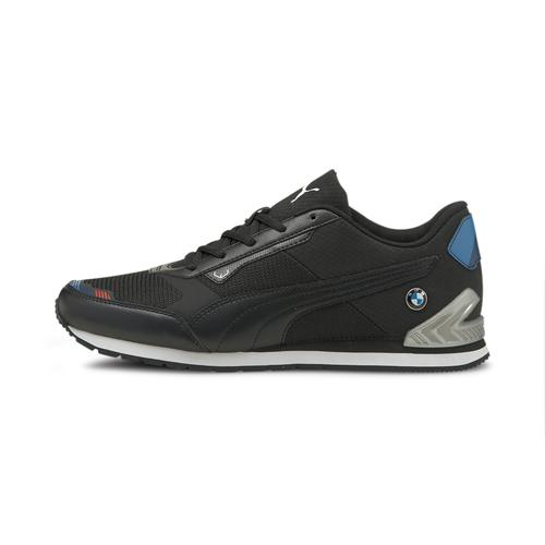 Puma BMW Motosport Track Racer Erkek Siyah Spor Ayakkabı (306872-01)