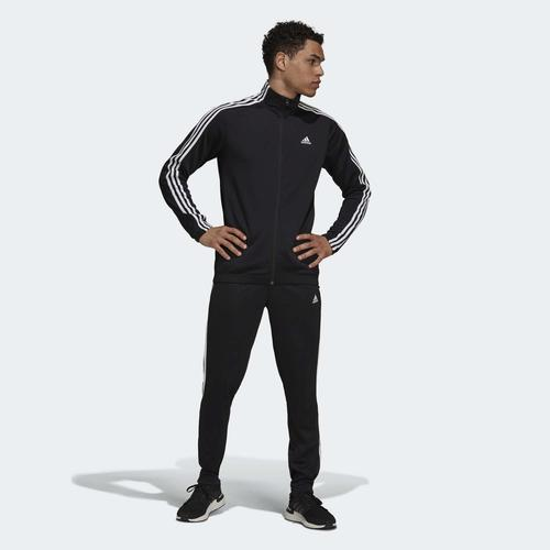 adidas Tapered Erkek Siyah Eşofman Takımı (H42024)