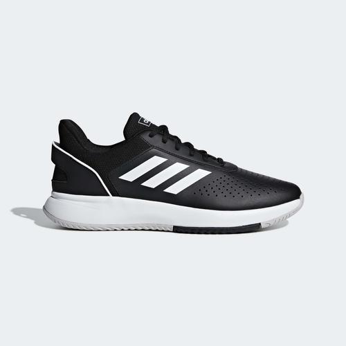 adidas Courtsmash Erkek Siyah Spor Ayakkabı (F36717)