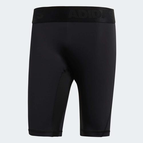 adidas Alphaskin Erkek Siyah Antrenman Taytı (CF7299)