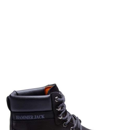 Hammer Jack Erkek Siyah Bot (10216600-MSC)