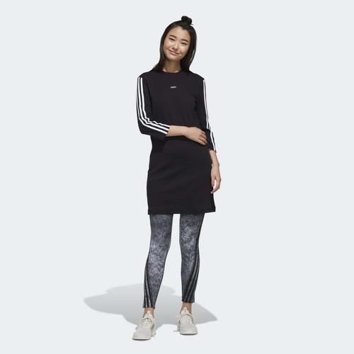 adidas Moment Kadın Siyah Elbise (FM6136)