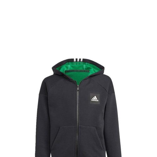 adidas Stadium Çocuk Siyah Ceket (GJ6670)