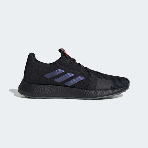 adidas Senseboost GO Erkek Siyah Koşu Ayakkabısı (EF0709)